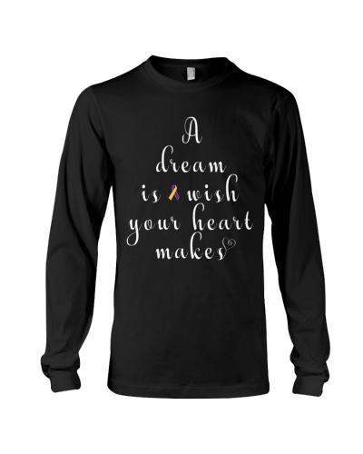 Limited Edition- bladder cancer wish shirts