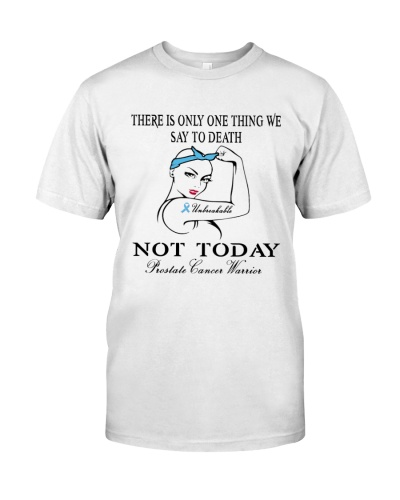 Prostate cancer stronger women unbreakable t shirt