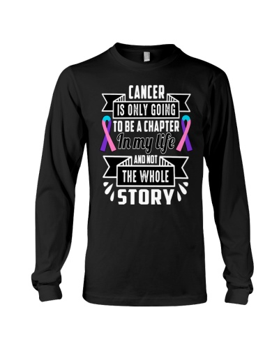 Limited Edition-thyroid cancer story shirt