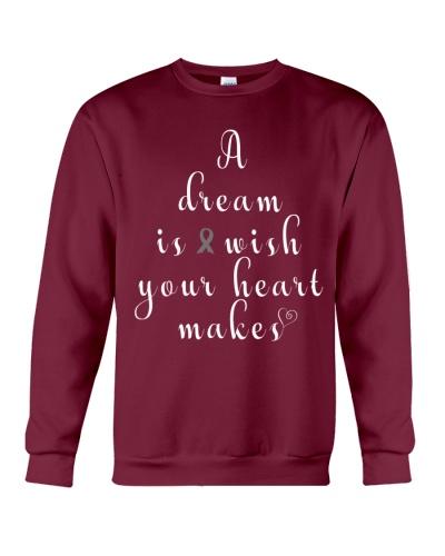 Limited Edition- brain cancer wish shirts