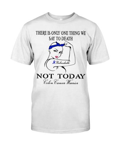 Colon stronger women unbreakable t shirt