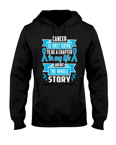 Limited Edition-prostate cancer story shirt