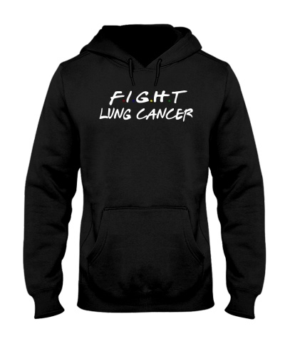 limited time-fight lung cancer shirts