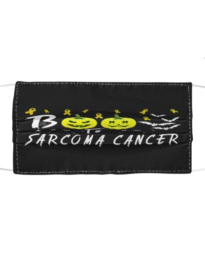 limited time-boo to sarcoma  cancer ribbon
