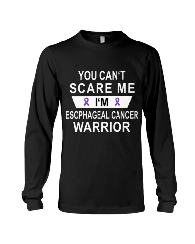 Limited Edition- esophageal cancer warrior shirts