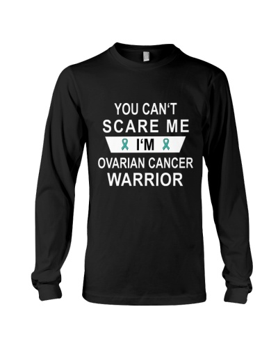 Limited Edition-OVARIAN CANCER WARRIOR SHIRTS