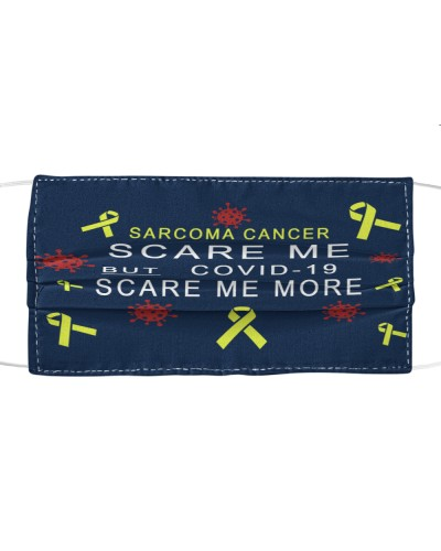 limited time-Sarcoma ribbon cancer scare me gifts