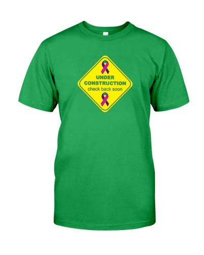 Under construction thyroid  cancer tees