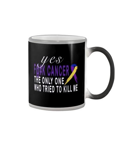 limited time-Bladder cancer Fuck cancer gift