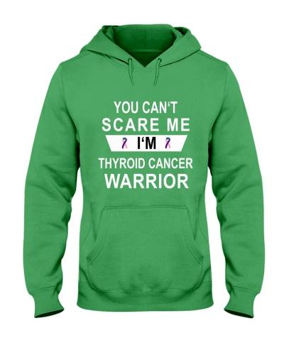 Limited Edition- thyroid cancer warrior shirts