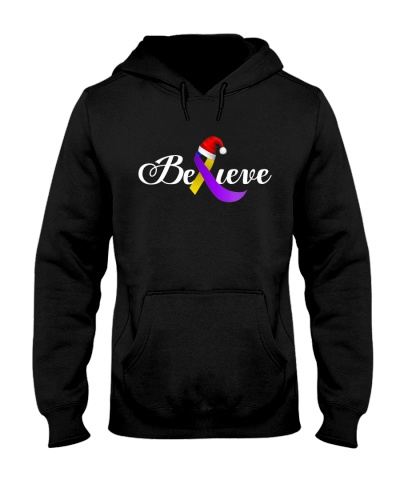 Limited Edition-bladder cancer believe shirts