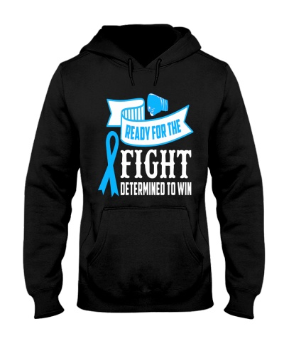 Limited Edition-prostate cancer fight shirt