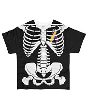 Limited Edition-bladder skeleton t shirts All-over T-Shirt front