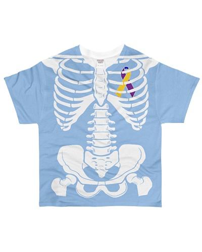 Limited Edition-bladder skeleton t shirts