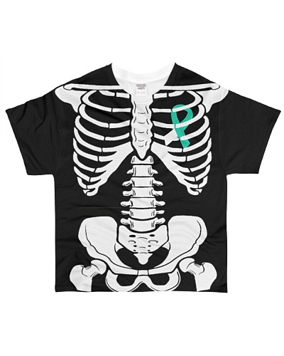 Limited Edition-cervical skeleton t shirts