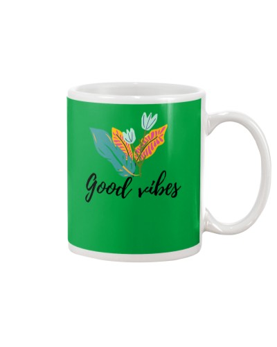 Good Vibes Mug plus other accessories