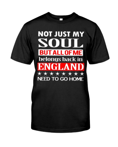 ENGLAND IN MY SOUL
