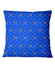 BASENJI  CUTE Square Pillowcase thumbnail