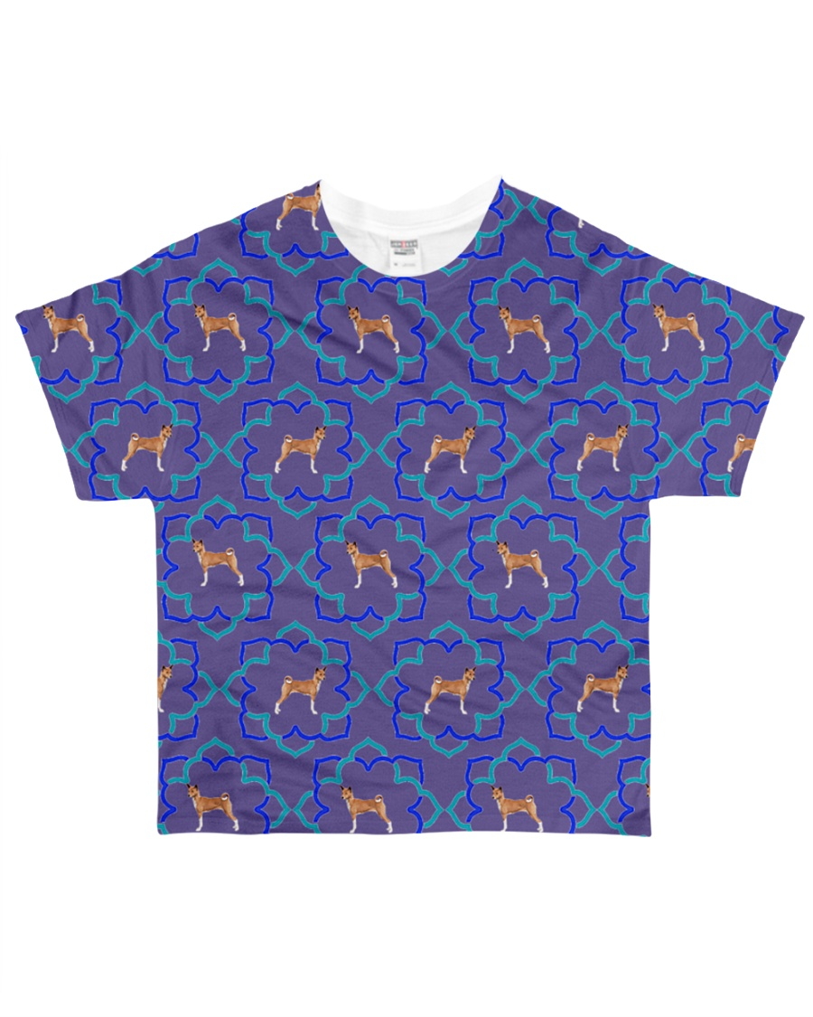 BASENJI  CUTE All-over T-Shirt