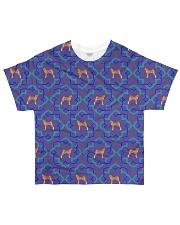 BASENJI  CUTE All-over T-Shirt front