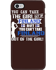 FINLAND GIRL Phone Case thumbnail