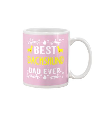 BEST DACHSHUND DAD EVER