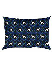 AIREDALE TERRIER LOVERS Rectangular Pillowcase thumbnail