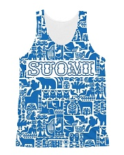 SUOMI TSHIRT All-over Unisex Tank front