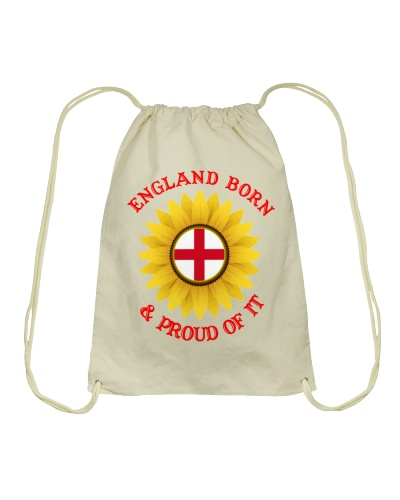 ENGLAND BORN AND PROUD OF IT