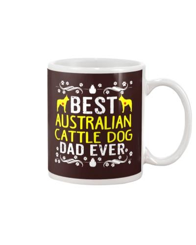 BEST AUSTRALIAN CATTLE DOG DAD EVER