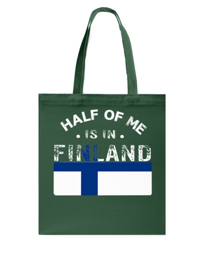 HALF OF ME IS IN FINLAND