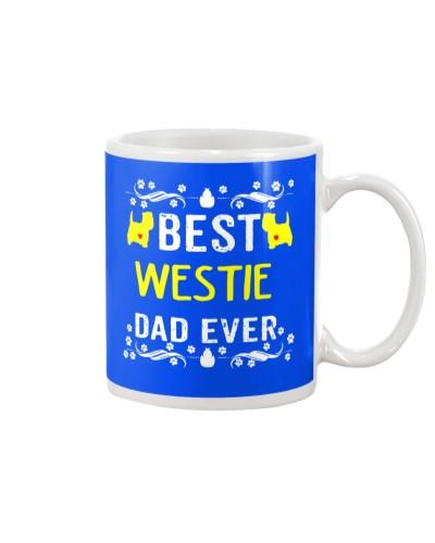 BEST WESTIE DAD EVER
