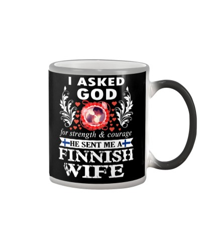 FINNISH WIFE