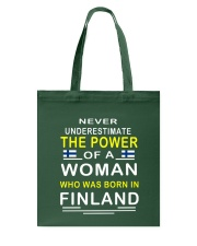 FINLAND TSHIRT Tote Bag thumbnail