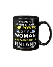 FINLAND TSHIRT Mug thumbnail