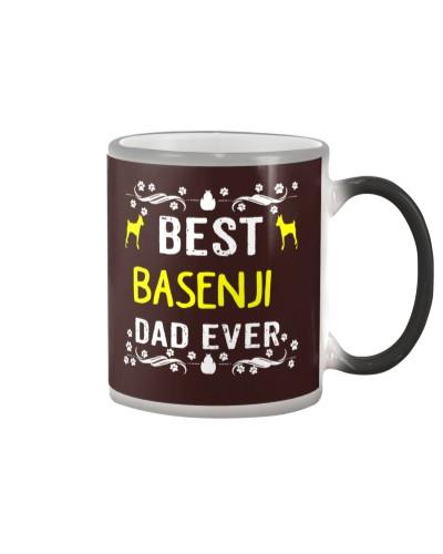 BEST BASENJI DAD EVER