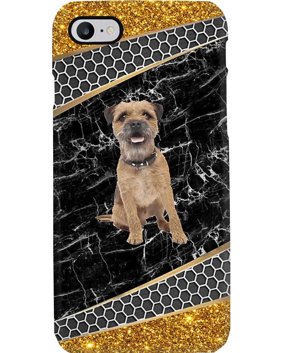 Border Terrier Lovers Phone Case