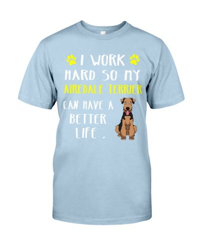 AIREDALE TERRIER LOVERS