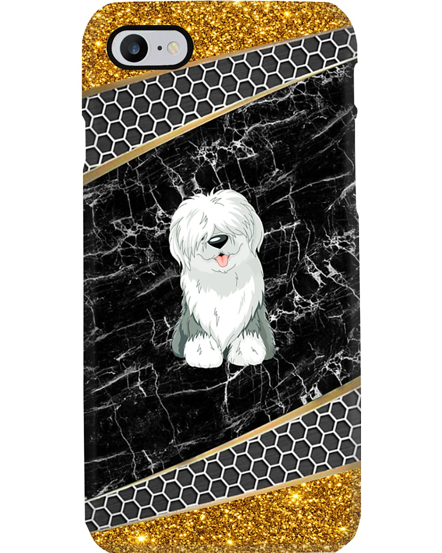 Old English Sheepdog  Lovers Phone Case