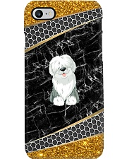 Old English Sheepdog  Lovers Phone Case i-phone-7-case