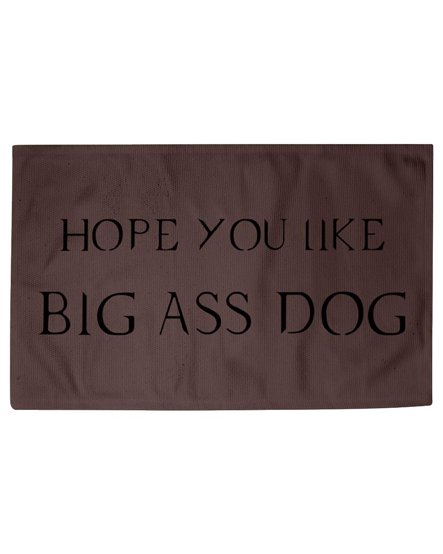 HOPE YOU LIKE BIG ASS DOG COLLECTION Woven Rug - 3' x 2'