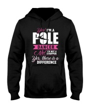 I'm a Pole Dancer Hooded Sweatshirt thumbnail