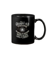 Grumpy old viking Mug thumbnail