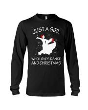 Love Dance and Christmas Long Sleeve Tee thumbnail