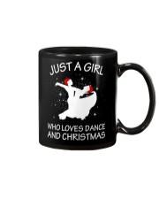 Love Dance and Christmas Mug thumbnail