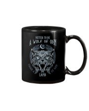 The Wolf of Odin Mug thumbnail