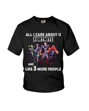 Fortnite fans - Dont Miss This Shirt Youth T-Shirt thumbnail