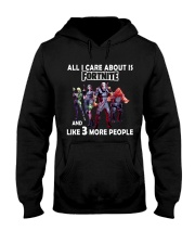 Fortnite fans - Dont Miss This Shirt Hooded Sweatshirt thumbnail