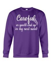 NOVEL WRITER EDITION Crewneck Sweatshirt front