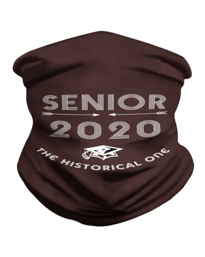 Senior class of 2020 the historical one